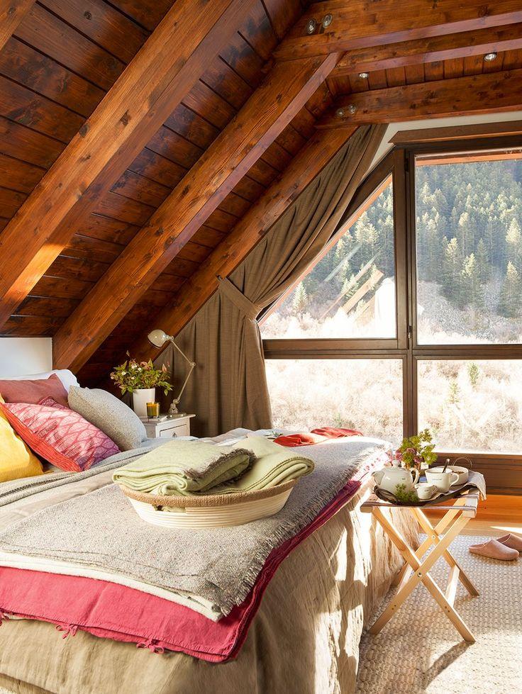 [Interior] Refugio de invierno en los Pirineos ¿nos escapamos? – Virlova Style