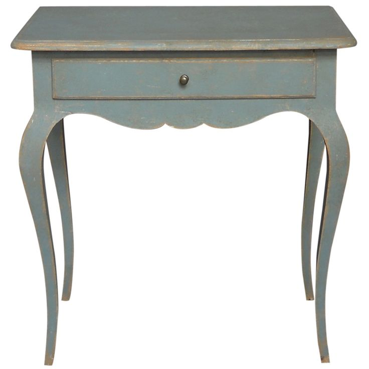 Rococo Style Side Table: Style Side, Side Tables, Front Entrance, Rococo Style