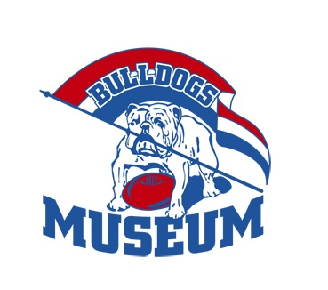 Bulldogs Museum logo designed for the Western Bulldogs Football Club