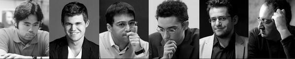 «Zurich Chess Challenge 2014» The strongest tournament in chess history with Magnus Carlsen, Viswanathan Anand, Levon Aronian, Hikaru Nakamura, Fabiano Caruana, Boris Gelfand