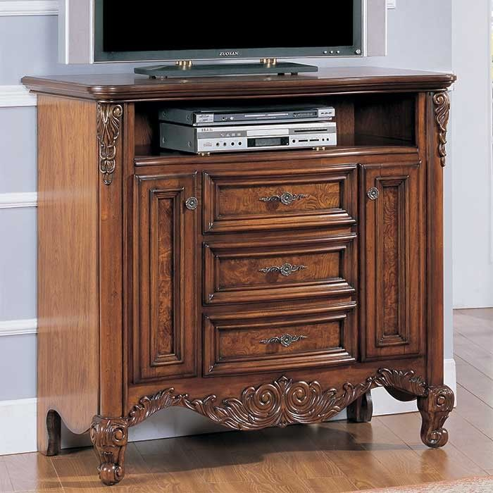 Great victorian style tv stand