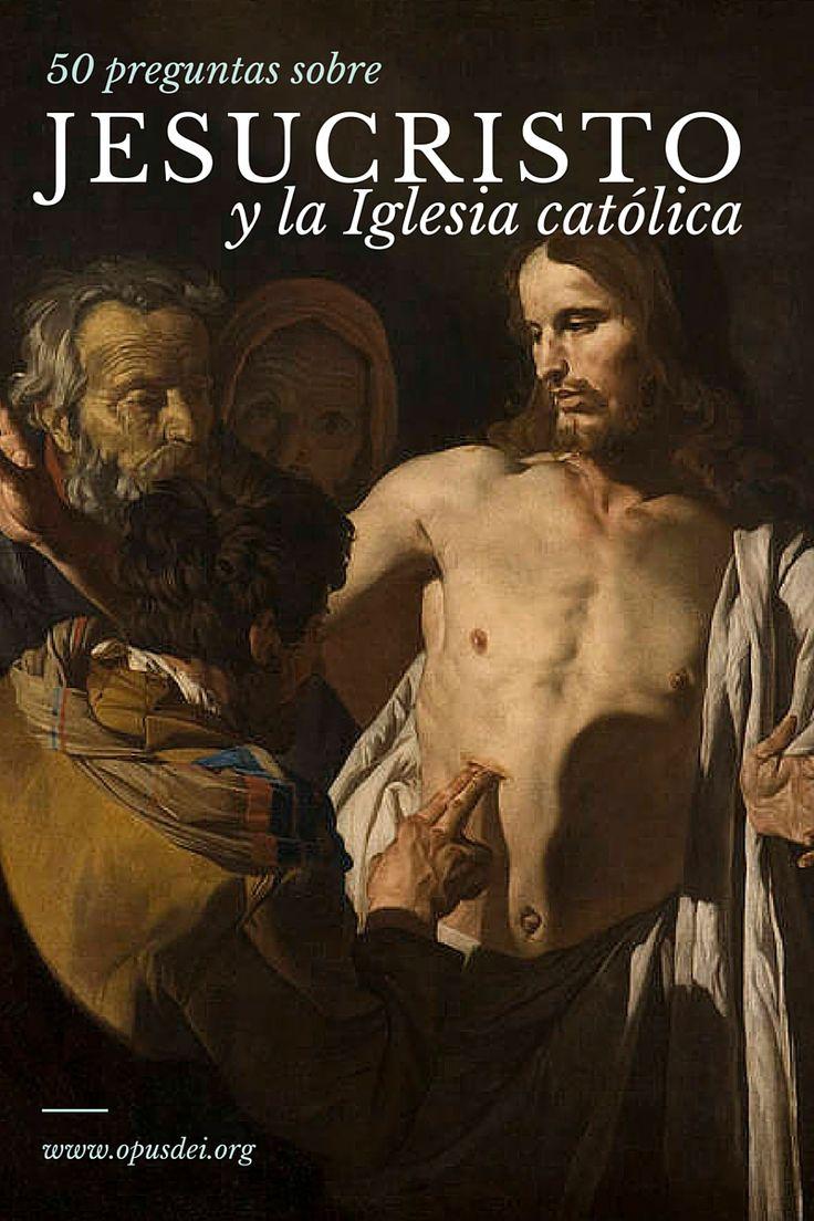 Descarga gratis el libro 50 preguntas sobre jesucristo y la iglesia http