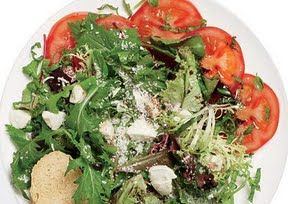 Tomato and Green Salad