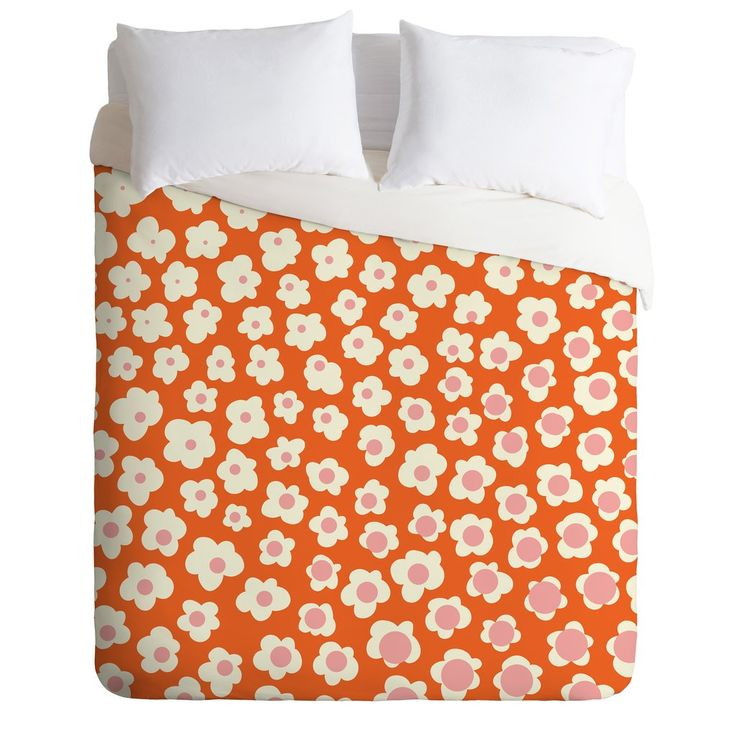 best 25 orange duvet covers ideas on pinterest orange. Black Bedroom Furniture Sets. Home Design Ideas