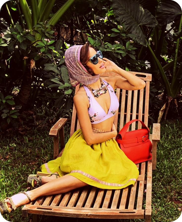 Lolita ♡♡♡ (shoot for Verve Magazine) #India