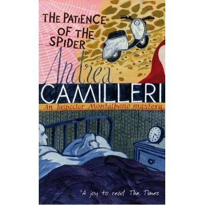 The Patience of the Spider - 8th book in the series