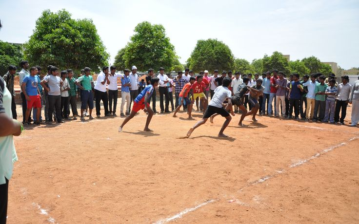 SriGuru's Sports Day