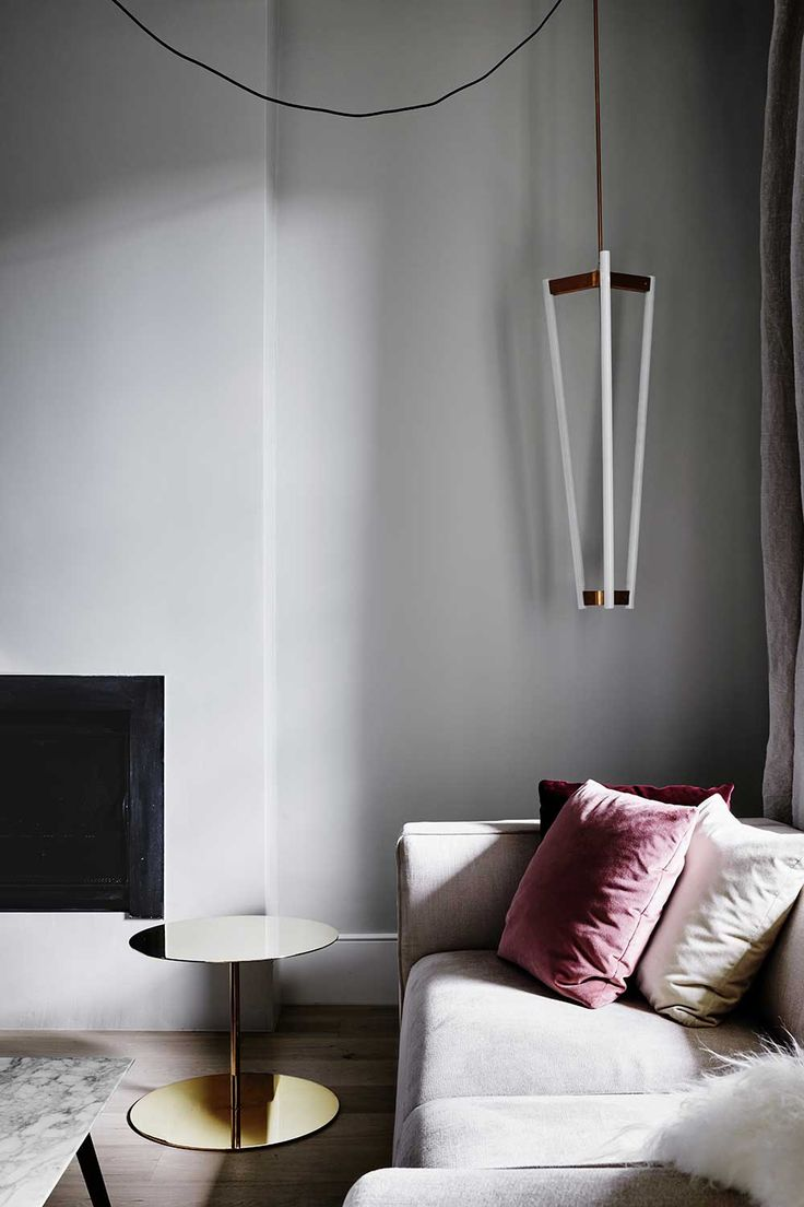 Subtle Residential Minimalism: That light, please??!!