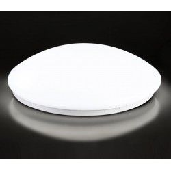 25W LED Flush Mounted Ceiling Light Fixtures Living Bedroom Study Down Wall Lamp