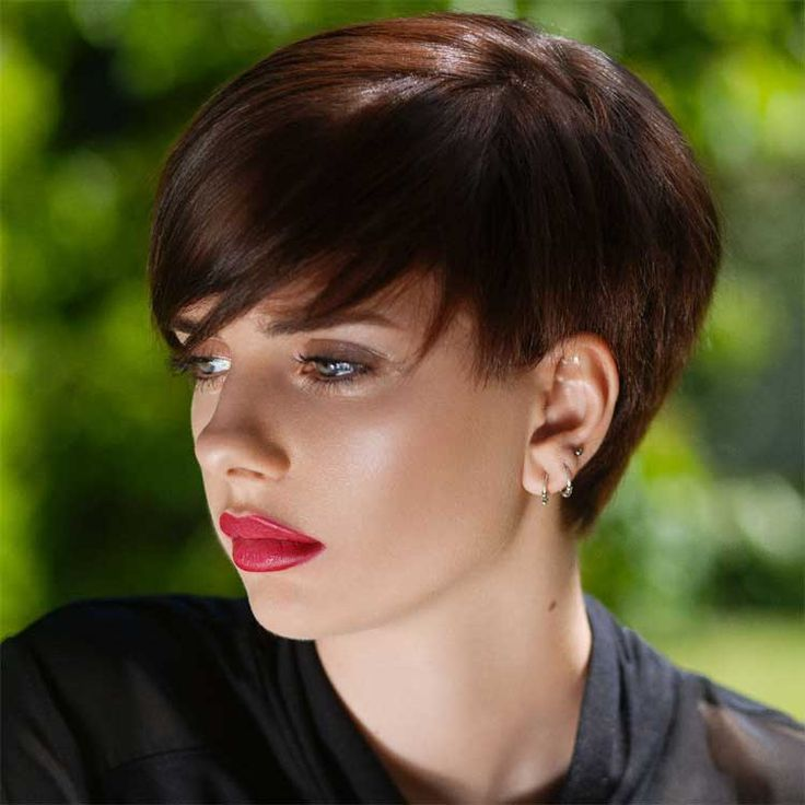 Coiffure cheveux courts Christine MARGOSSIAN Tendances