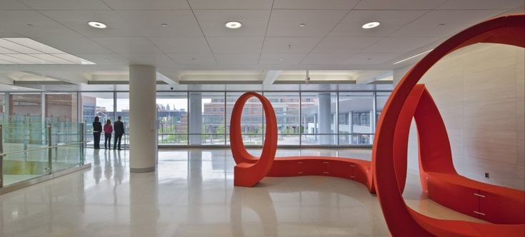 Image result for Johns Hopkins Hospital by Perkins + Will