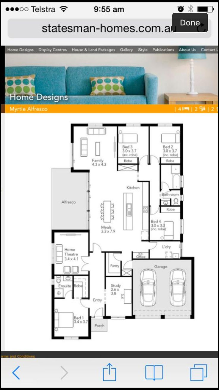 Masterton homes floor plans homes home plans ideas picture - Find This Pin And More On Home House Plans