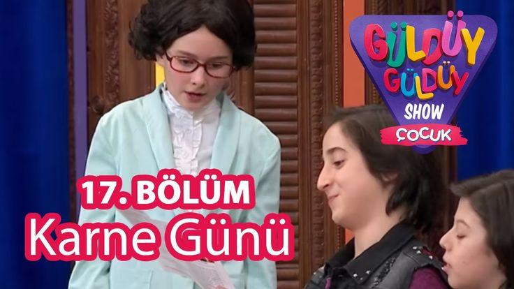 ✿ ❤ Perihan ❤ ✿ KOMEDİ :) Güldüy Güldüy Show Çocuk 17. Bölüm, Karne Günü Skeci