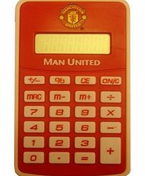 Man Utd Accessories  Manchester United FC Pocket Calculator MANCHESTER UNITED POCKET CALCULATOR http://www.comparestoreprices.co.uk/football-kit/man-utd-accessories-manchester-united-fc-pocket-calculator.asp