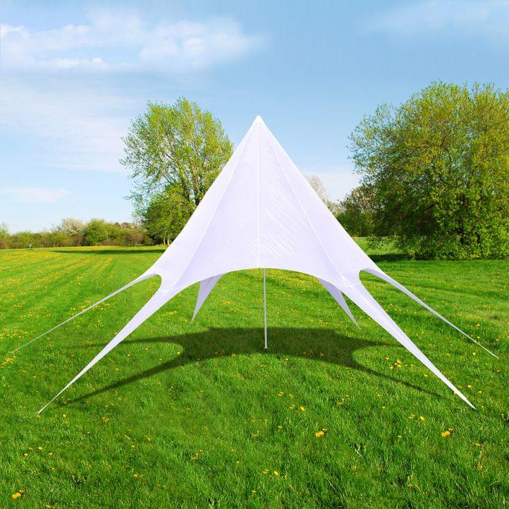 Gazebo For Patio Party Tent Garden Steel 46' Wedding Canopy Pavilion Furniture #GazeboForPatioPartyTent