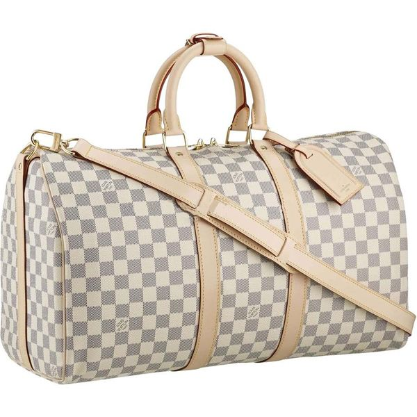 louis vuitton overnight bag. louis vuitton bags and handbags keepall 45 with shoulder strap 284 overnight bag r