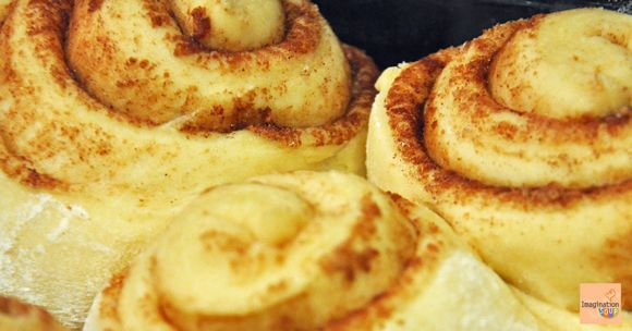 Unofficial Harry Potter Cookbook's best recipes: sticky buns and fluffy pancakes