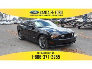 2010 Black Clearcoat Ford Mustang GT 36893P