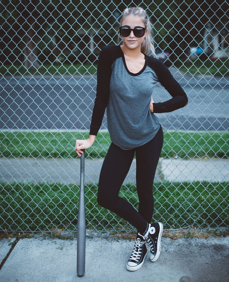 Cara Loren Shop - Elbow Patched Tee