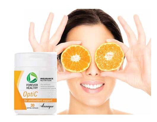 OptiC  For antioxidant support  Vitamin C is one of the safest, most effective and well known vitamins. The  human body cannot produce this crucial vitamin, so if you don't supplement it, your health is at risk. Vitamin C has amazing health properties, from supporting  the cardiovascular and immune systems to lowering the risk of cancer and building collagen and tissue for a beautiful skin, yet most of us don't get  anywhere near these benefi ts because we don't get enough vitamin C.