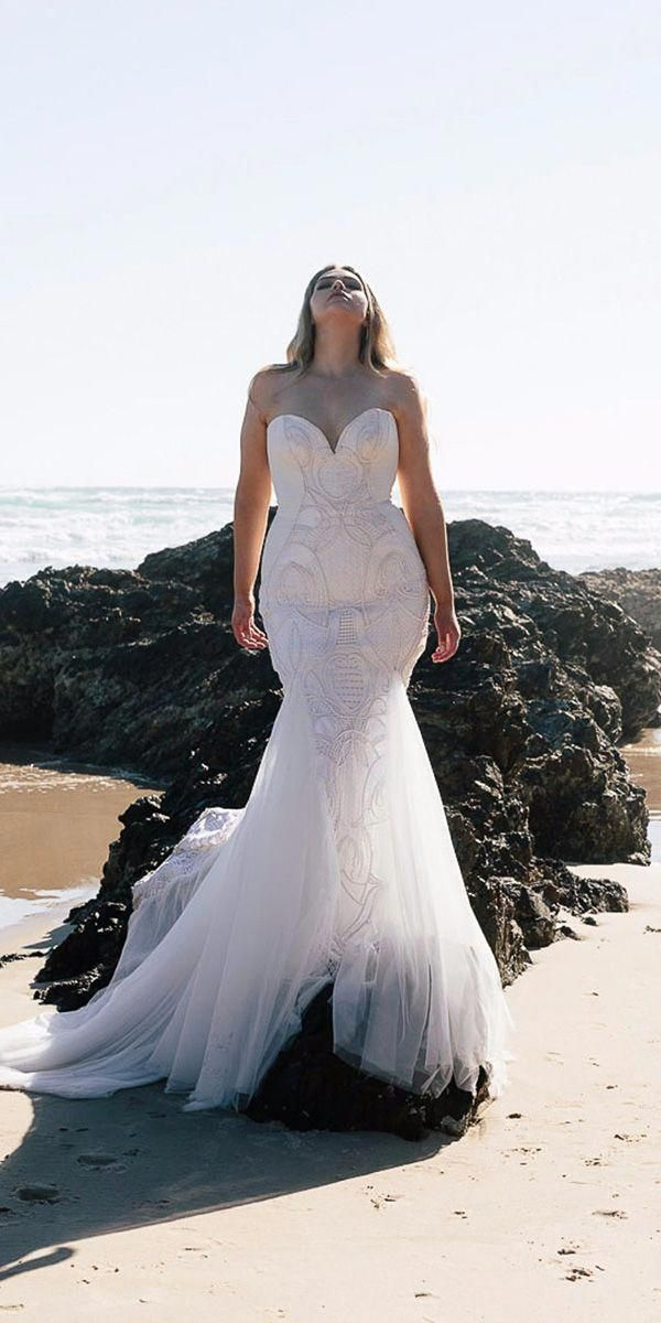 24 Graceful Plus Size Wedding Dresses | Best Wedding Dresses ...