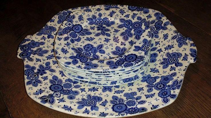 societe ceramique maestricht made in holland beatrix. ( gekregen 5-3-2015 van mevr, Assen (99 jr.)