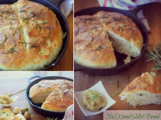 No Knead 4 Ingredient Bread Is The Easiest Recipe | The WHOot