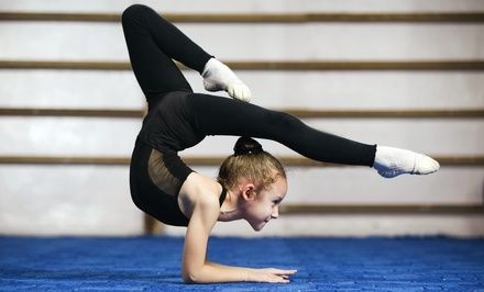 Kids' or Preschool Gymnastics Classes at Mid Island Gymnastics (Up to 55% Off). Five Options Available.
