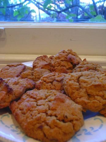 South African Ginger Cookies.
