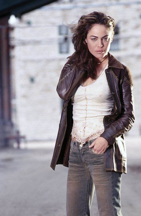 Yancy Victoria Butler in Witchblade. Someone bring it back!