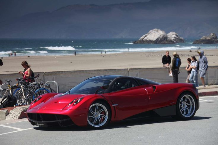 3. Pagani Huayra: The 230-mph Huayra is the second all-new model to emerge from the Italian workshop... - Pagani