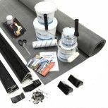 Dormer Rubber Roof Kits