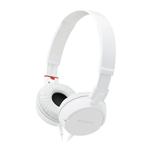 From 9.50 Sony Mdr-zx100w Outdoor Headband Headphones - White