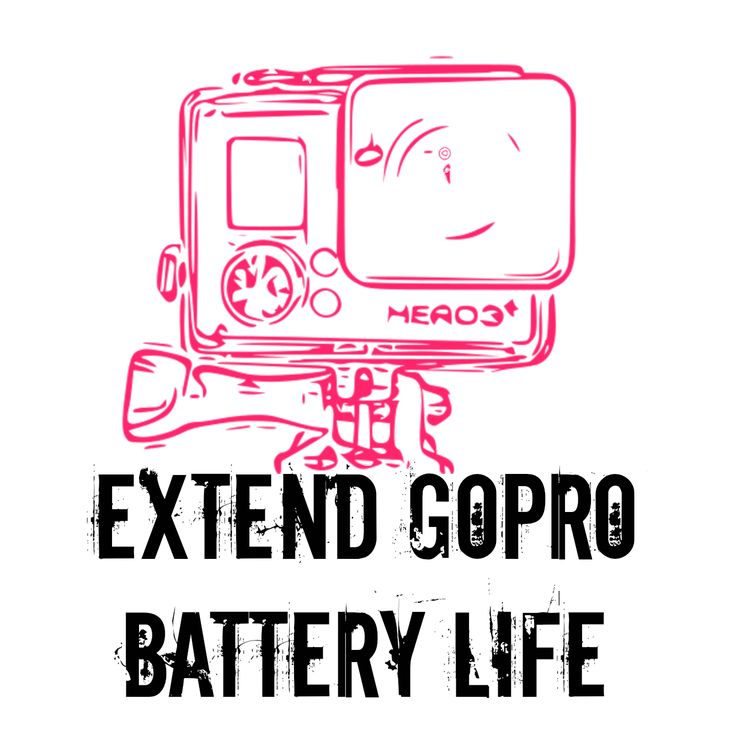 Tips to extend your GoPro battery life! GoPro, GoPro Hero 3+, GoPro tips