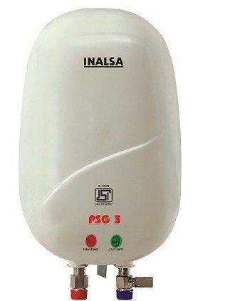 Inalsa PSG 3-Litre 3000-Watt Instant Water Heater @ Rs.1968  Amazon