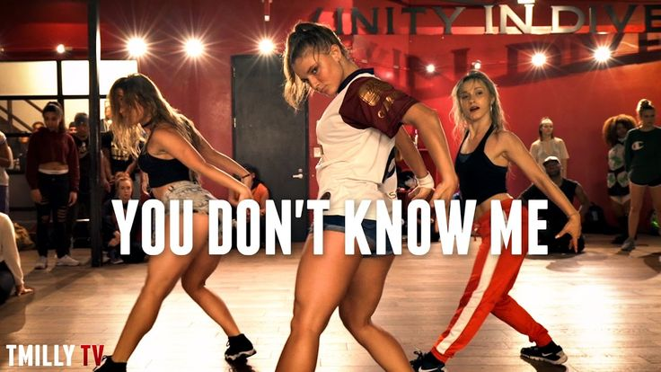 Jax Jones - You Don't Know Me ft RAYE - Choreography by Eden Shabtai - #...
