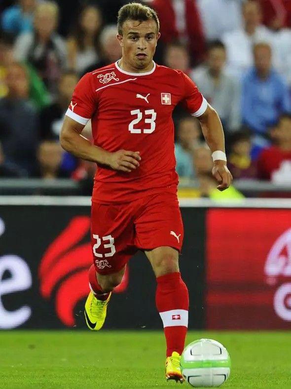 Xherdan Shaqiri - Inter Milan