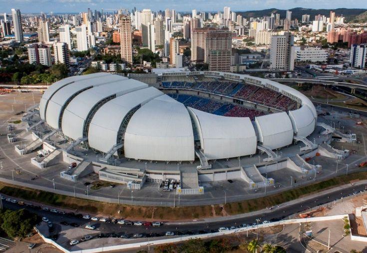 Estadio+das+Dunas,+Natal