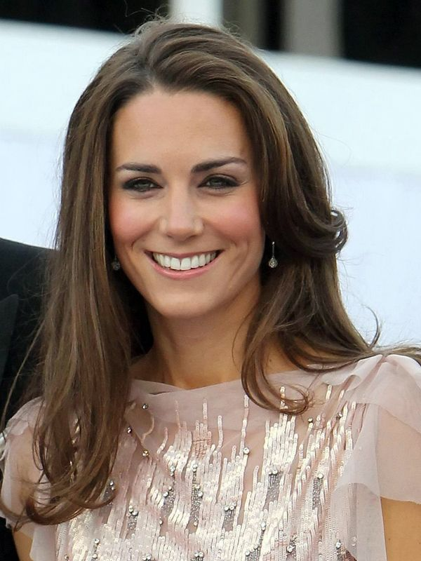 Kate Middleton gets bangs (sort of); world freaks out. What do YOU think of her new look? - beautyeditor