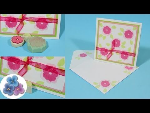 94 best ideas para scrapbook y card making images on for Como hacer sellos