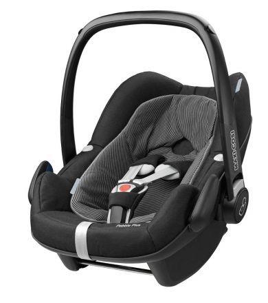Maxi-Cosi Pebble Plus Babyschale Black raven kaufen