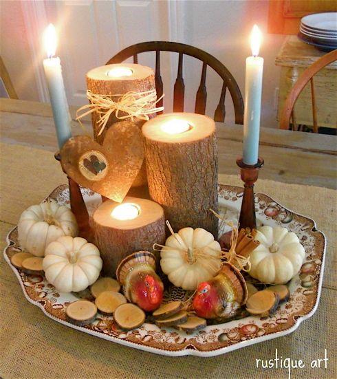 Best images about candle arrangements on pinterest