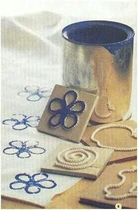Rope Stamps