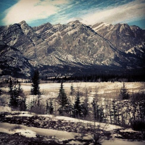 Rockies // by Randy Porter, Canmore, AB