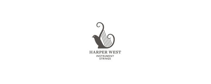 35 increíbles logotipos de aves y pájaros para la inspiración 24