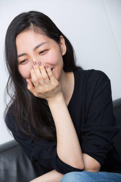 坂本真綾さんのポートレート