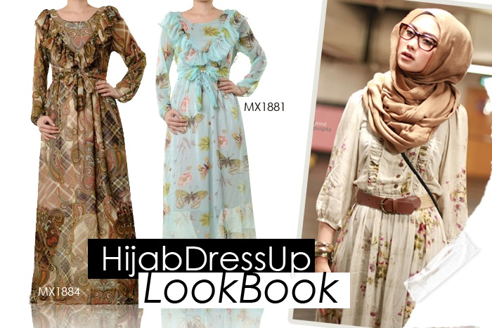 Hijab Dress Up