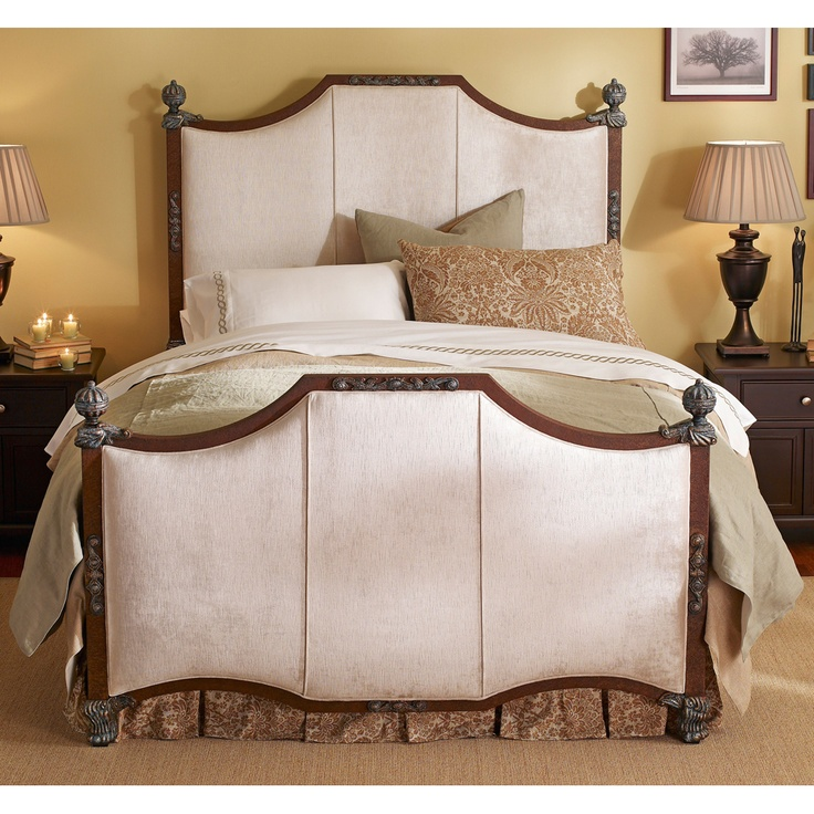 bed decorative bedrooms bedroom by wesley bm products more nantucket frames iron and allen metal beds