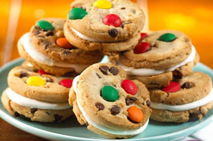 Bake Sale RecipesDesserts Recipe, Birthday Treats, Chocolates Chips Cookies, Food, Ice Cream, Baking Sales Recipe, Frozen Whoopie, Whoopie Pies, Sweets Tooth