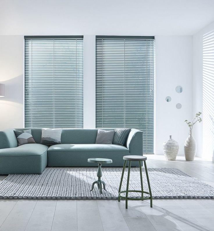 17 beste idee n over woonkamer jaloezie n op pinterest rolluiken blinderingen slaapkamer - Fotos van woonkamer meubels ...
